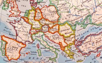 In 4 Gängen durch Europa!
